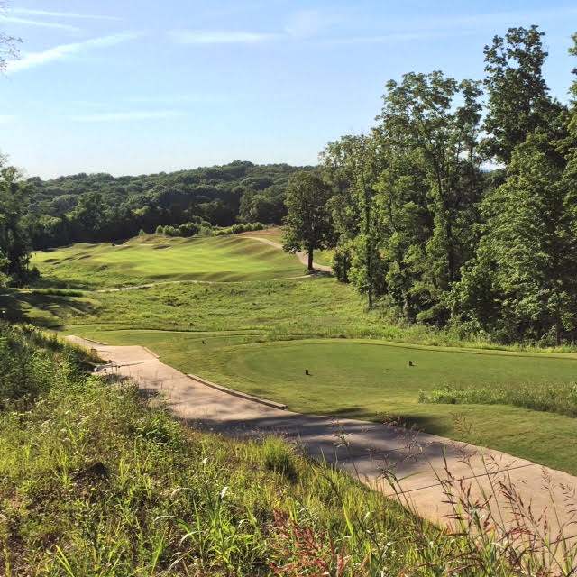 Golf Course - Hideaway at Arringinton