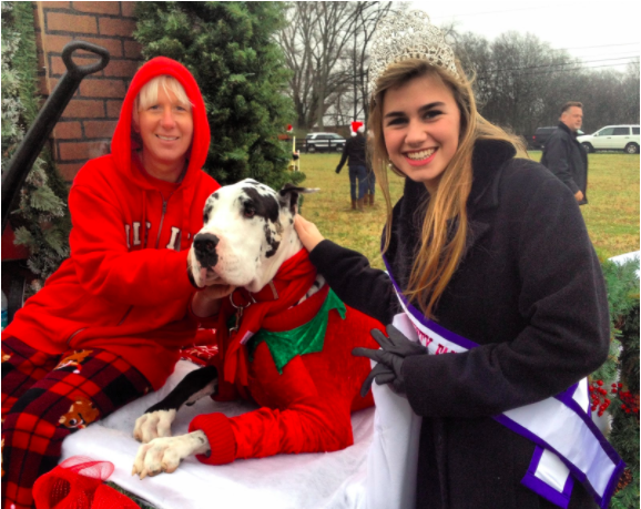 Leipers Fork Christmas Parade